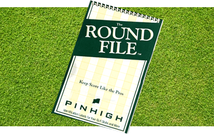 The Round File Scorecard Booklet